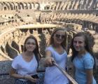 Klaudia Skoczek 17 Koloseum wspolne