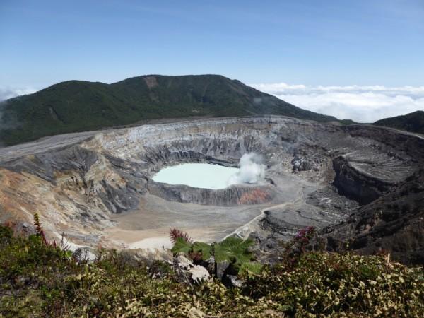 Costa Rica11 wulkan